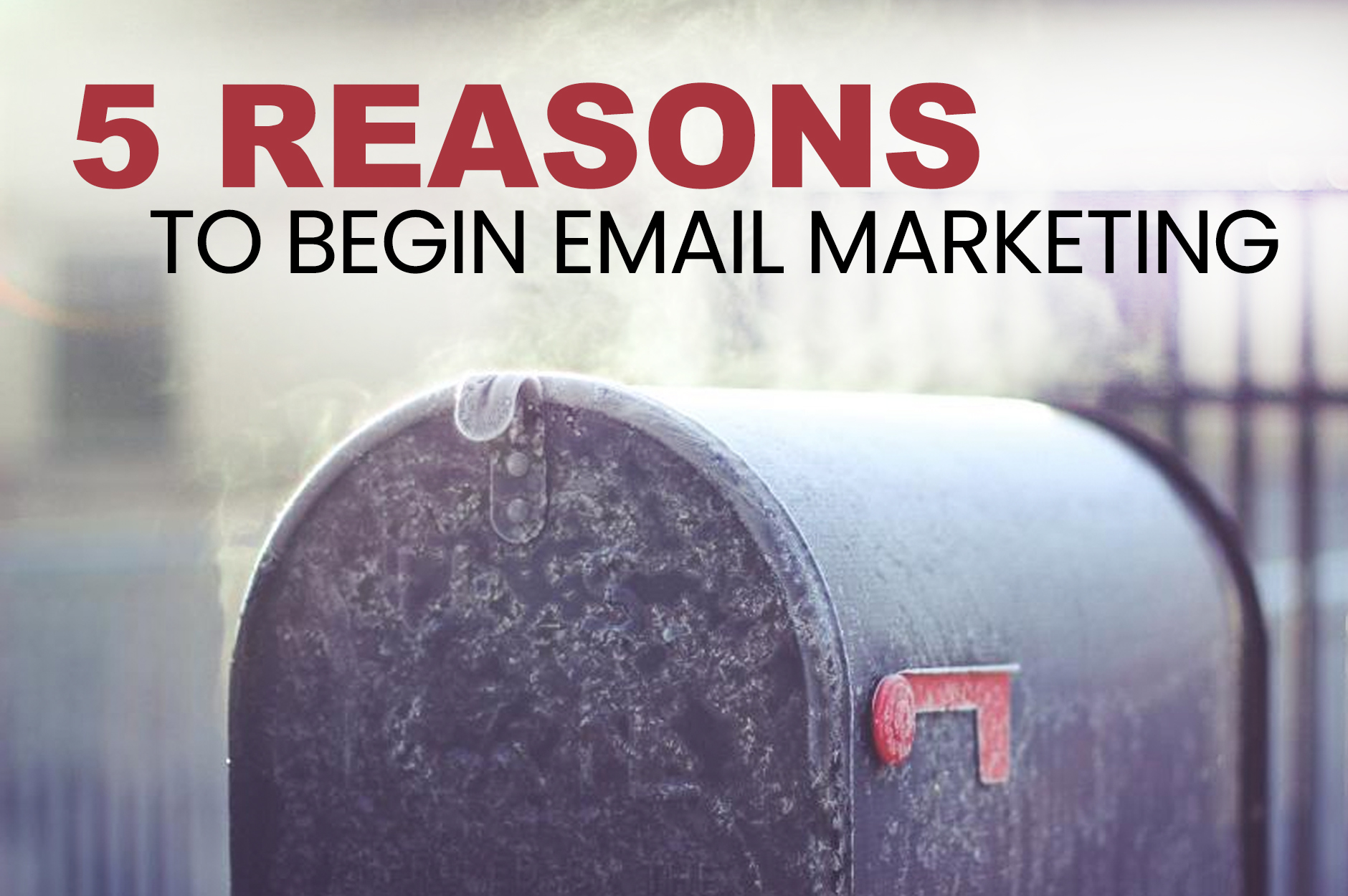 5 Reasons to Begin Restaurant Email Marketing