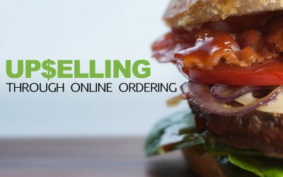 Upselling Through Online Ordering