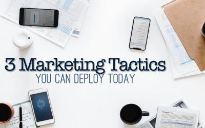 3 Realistic Restaurant Marketing Tactics You Can Deploy Today