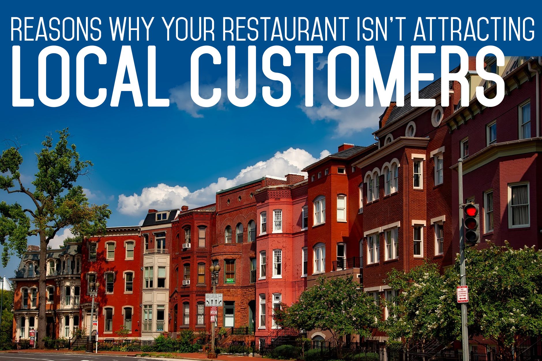 Attract More Local Restaurant Customers
