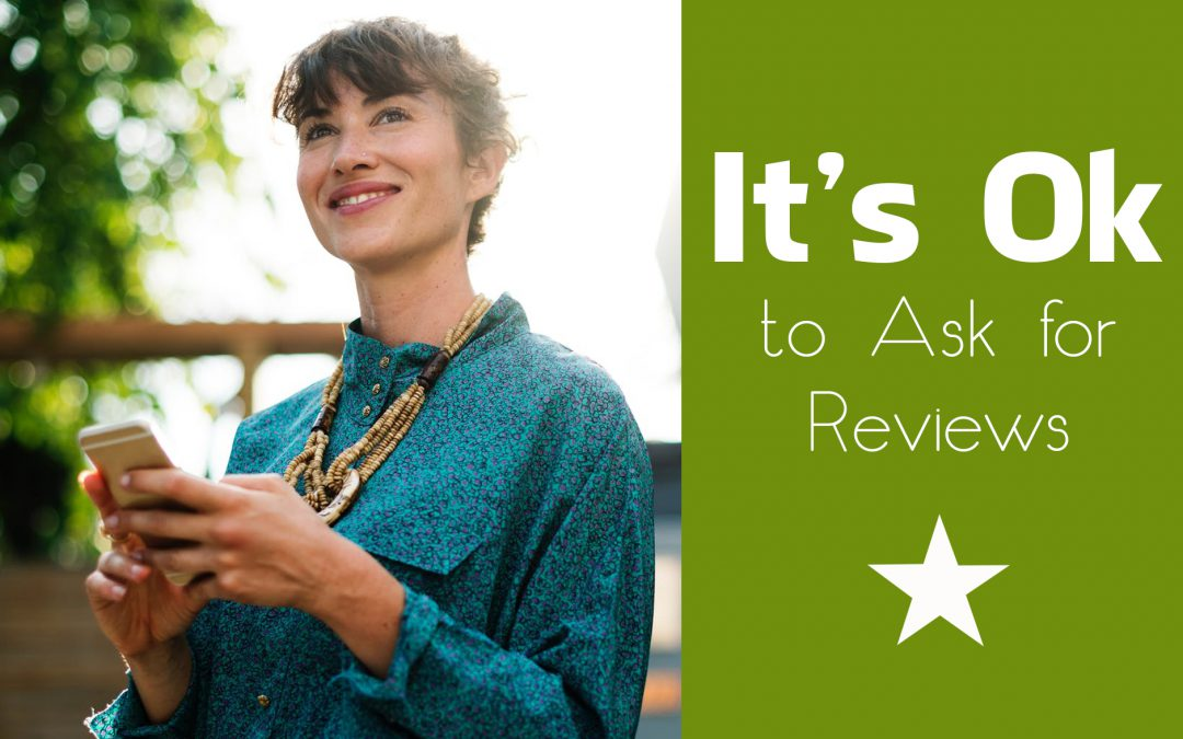 It's Ok to Ask For Reviews of Your Restaurant