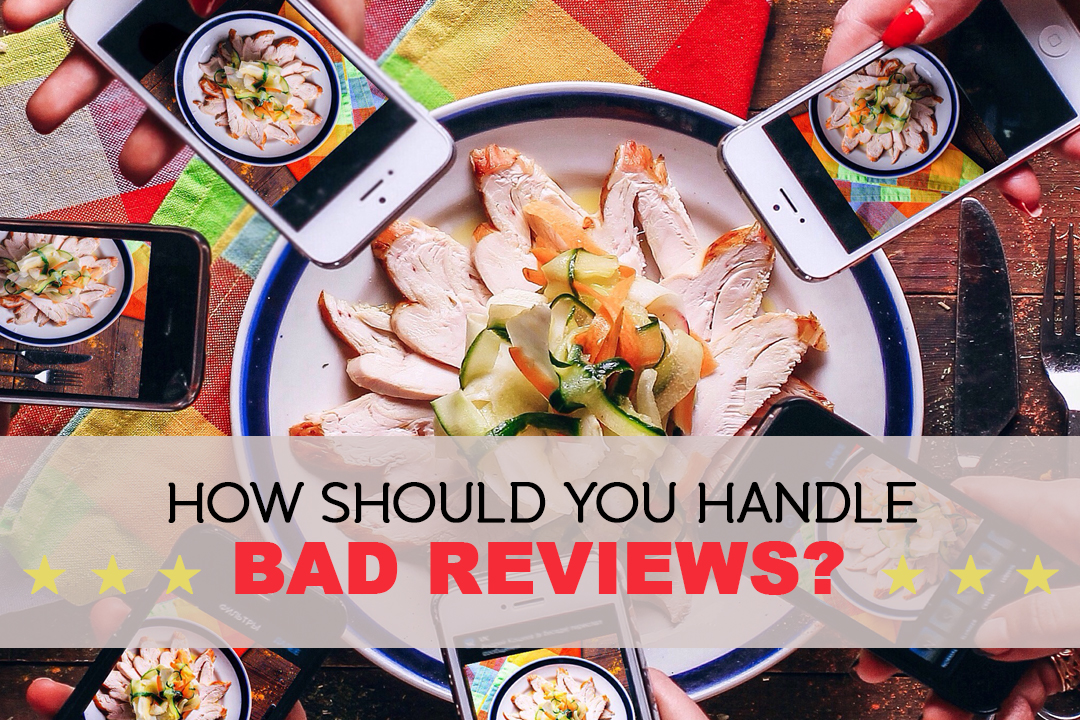 Restaurant Marketing: how to respond to bad reviews