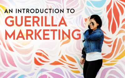 An Introduction To Guerilla Marketing