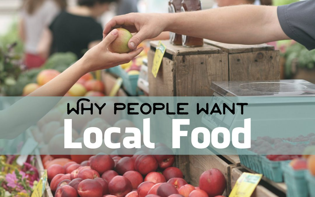 Increase restaurant sales by sourcing food locally