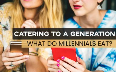 Catering to a generation: What do millennials eat?
