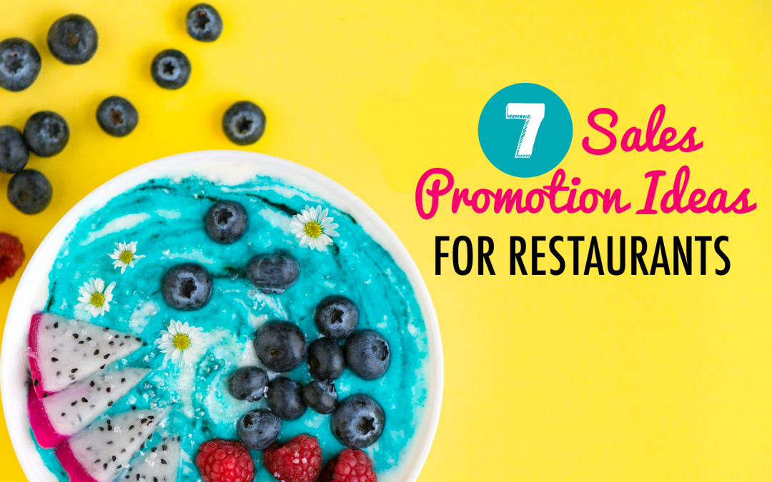 7 Restaurant Promotion Ideas to Boost Sales