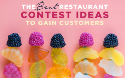The Best Restaurant Contest Ideas to Gain Customers