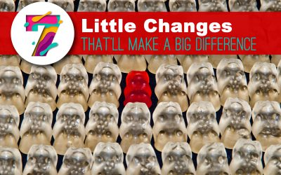 7 Little Changes That'll Make a Big Difference With Your Restaurant Marketing Efforts