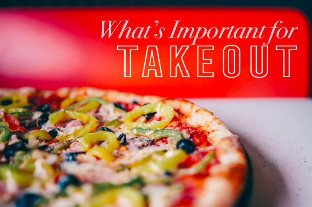 What's Important for Takeout?