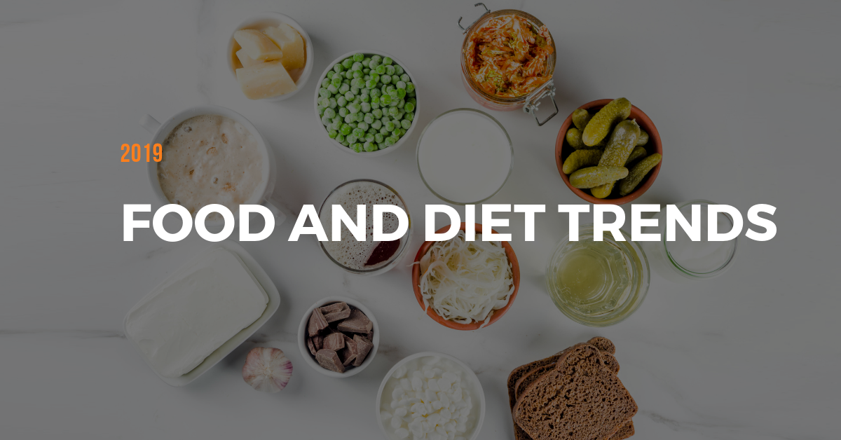 How To Capitalize on Food and Diet Trends