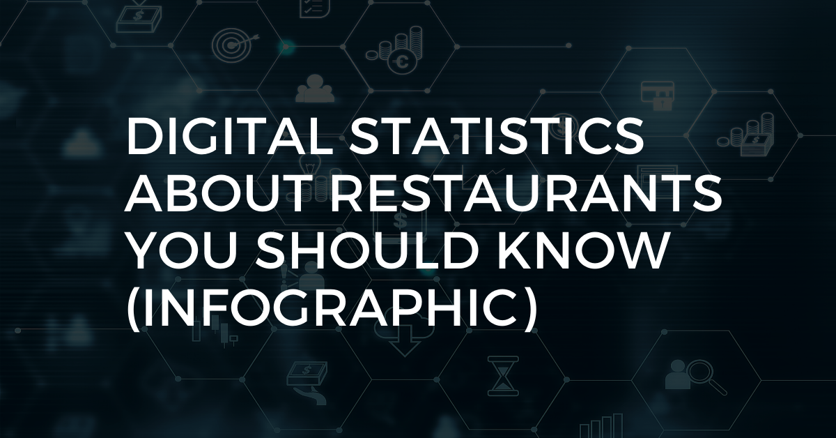 Digital Statistics About Restaurants You Should Know (Infographic)